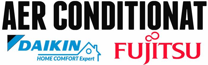 Instalatii aer conditionat Daikin, Fujitsu