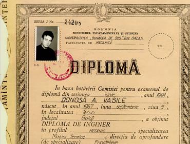Diploma Inginer