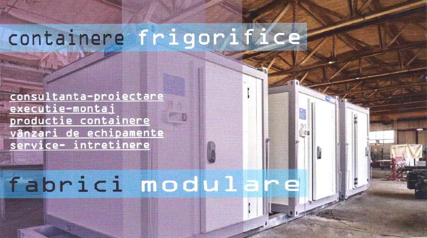 Containere frigorifice