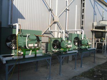 Constructii si asamblari metalice pentru sustinerea silozurilor